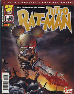 Tutto Rat-Man n. 6  by  Leo Ortolani