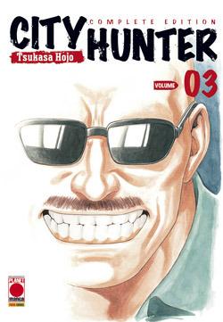 City Hunter  Complete edition vol. 3  by  Tsukasa Hojo