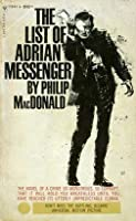 The List of Adrian Messenger Philip MacDonald