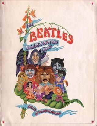 Beatles Illustrated Lyrics Alan Aldridge
