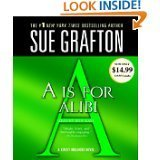 A is for Alibi (Audio) Sue Grafton