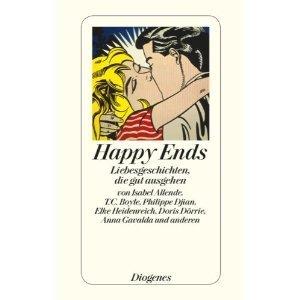 Happy Ends - Liebesgeschichten, die gut ausgehen  by  Daniel Kampa