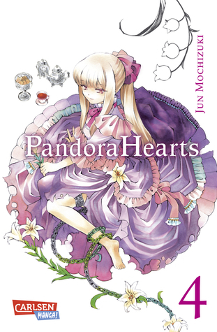 Pandora Hearts, #4 Jun Mochizuki