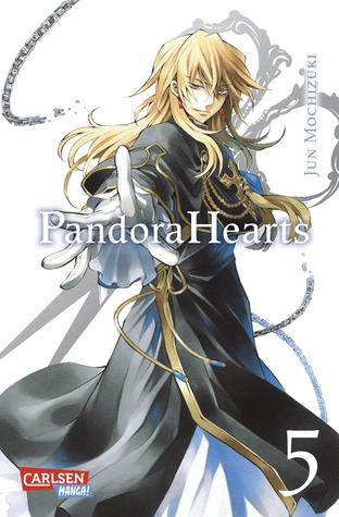 Pandora Hearts, #5  by  Jun Mochizuki