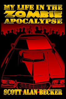 My Life in the Zombie Apocalypse: Bettie Page and the Chicken Ranch War Scott Alan Becker