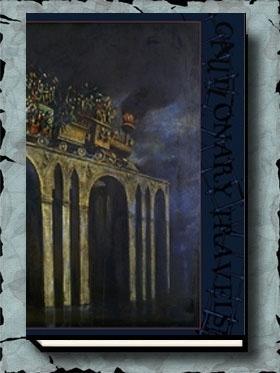 Dawn to Dusk: Ray bradburys dark carnival screenplay: cautionary Travels Ray Bradbury