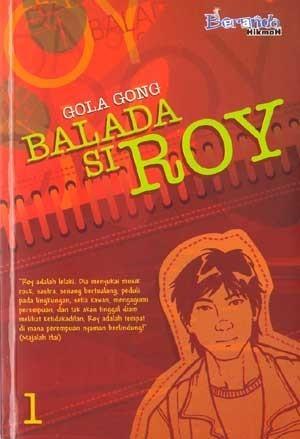 Balada Si Roy 1  by  Gola Gong