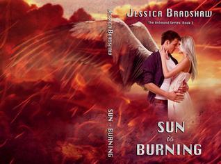 Sun is Burning (Unbound, #2)  by  Jessica Bradshaw