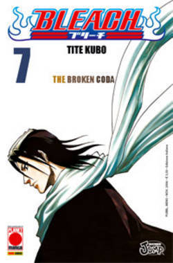 Bleach #07: The Broken Coda Tite Kubo