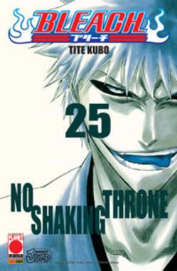 Bleach #25: No Shaking Throne  by  Tite Kubo