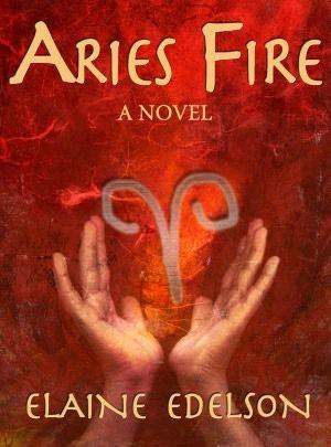 Aries Fire  by  Elaine Marolakos Edelson