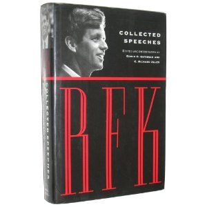 RFK: Collected Speeches  by  Edwin O. Guthman