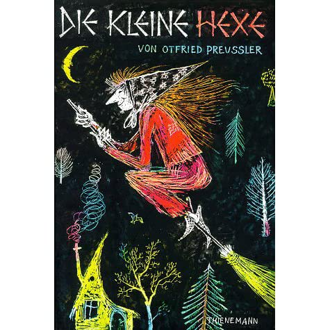 Die kleine hexe by otfried preu ler reviews discussion for Die kleine baustatik