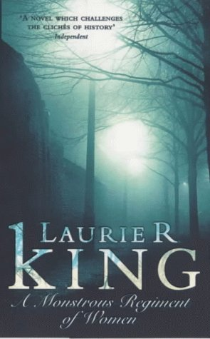 Beekeepers Apprentice, Or, on the Segregation of the Queen (Mary Russell, #1) Laurie R. King