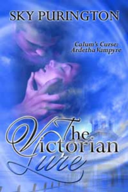The Victorian Lure (Calums Curse, #1)  by  Sky Purington