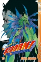 Reborn!, Volume 13: Hier kommt der Nebelwächter! (Reborn!, #13)  by  Akira Amano