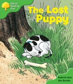 The Lost Puppy (Oxford Reading Tree: Stage 2: More Patterned Stories: Pack A)  by  Roderick Hunt