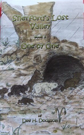 One  by  One (Sherfords Lost Valley, #3) by Dee H. Dodgson