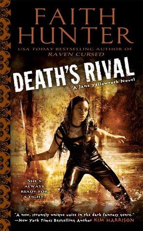 Deaths Rival (Jane Yellowrock, #5)  by  Faith Hunter