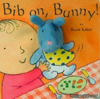 Bib on, Bunny Annie Kubler