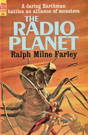 The Radio Pirates Ralph Milne Farley
