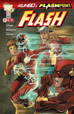 Flash #2: Rumbo a Flashpoint  by  Geoff Johns