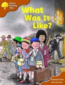 What Was It Like? (Oxford Reading Tree: Stage 8: More Storybooks: Magic Key) Roderick Hunt