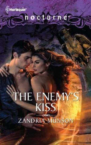 The Enemys Kiss (Drakon Clan #2)  by  Zandria Munson