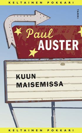 Kuun maisemissa Paul Auster