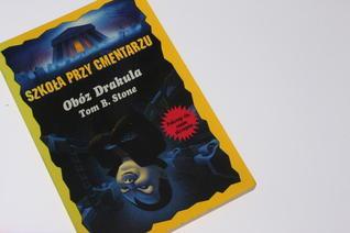 Obóz Drakula  by  Tom B. Stone