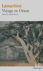 Voyage en Orient  by  Alphonse de Lamartine