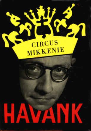 Circus Mikkenie (De Schaduw, #25)  by  Havank