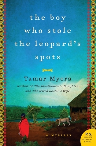 The Boy Who Stole the Leopards Spots (Amanda Brown, #3)  by  Tamar Myers