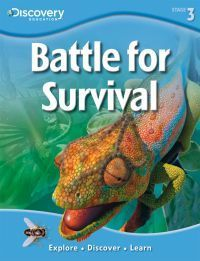 Discovery Education: Battle For Survival  by  ws publishing