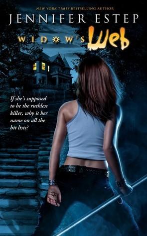Widow's Web (Elemental Assassin, #7)  by  Jennifer Estep