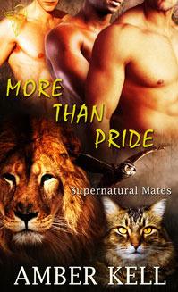 More than Pride (Supernatural Mates #6) Amber Kell