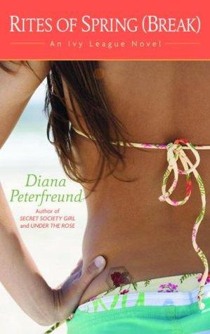 A New Confession (Secret Society Girl, #3.1) Diana Peterfreund