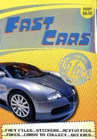 Fast Cars - Small Big Facts  by  Matt Crossick