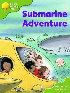 Submarine Adventure (Oxford Reading Tree: Stages 6-7: More Storybooks B, Magic Key)  by  Roderick Hunt