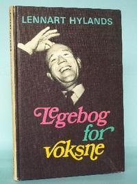Legebog for voksne  by  Lennart Hylands