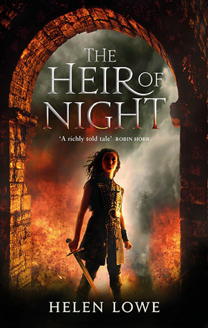 The Heir of Night (Wall of Night, #1)  by  Helen Lowe