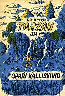 Tarzan ja Opari kalliskivid Edgar Rice Burroughs