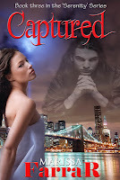 Captured (Serenity, #3)  by  Marissa Farrar