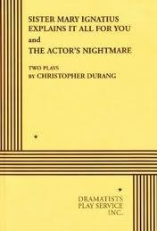 Miss Witherspoon and Mrs. Bob Cratchits Wild Christmas Binge: Two Plays  by  Christopher Durang