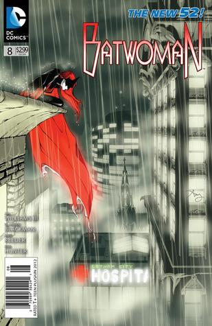 Batwoman: To Drown The World Pt. 3 (Batwoman, #8) J.H. Williams III