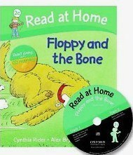 Floppy And The Bone (Read At Home: Level 2c: Book+ CD)  by  Roderick Hunt