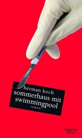 Sommerhaus mit Swimmingpool  by  Herman Koch