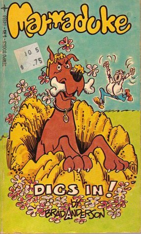 Marmaduke Digs In!  by  Brad Anderson
