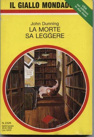 La morte sa leggere  by  John Dunning
