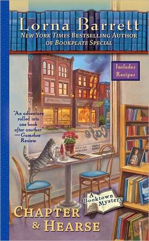 Chapter and Hearse (A Booktown Mystery, #4)  by  Lorna Barrett